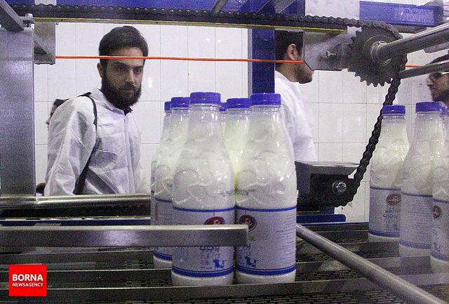 چرا شیر کم لاکتوز شیرین تر است؟