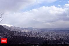 تنفس در تهران آسان شد!