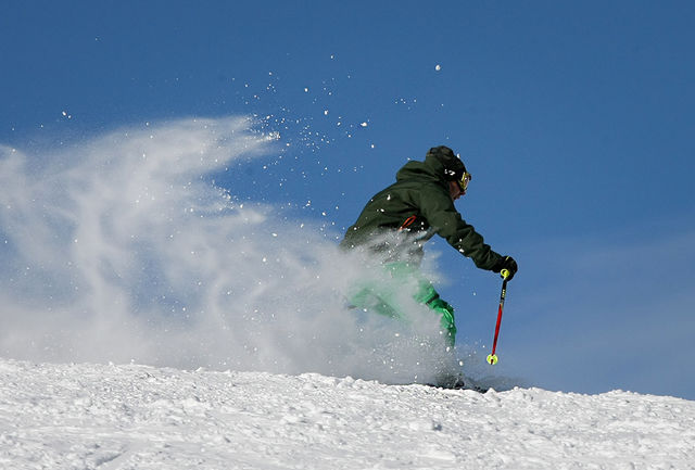 اردوی آمادهسازی اسکیبازان آلپاین آغاز شد