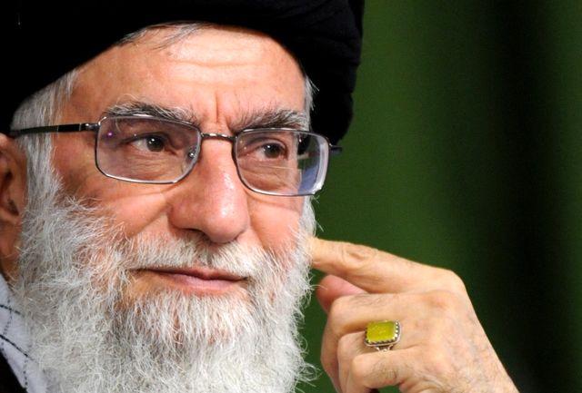 رهبر معظم انقلاب شهادت جانباز شهید موسوی فرد را تسلیت گفتند