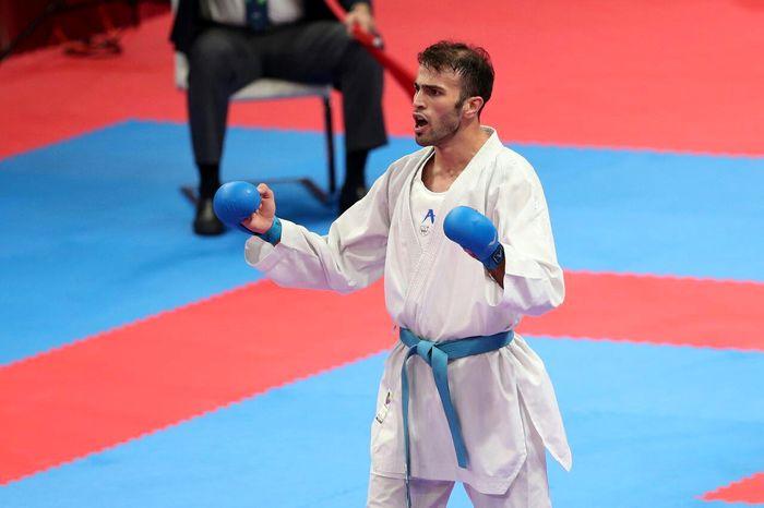 تبریک وزارت ورزشوجوانان درپی کسب سهمیه المپیک توسط عسگری