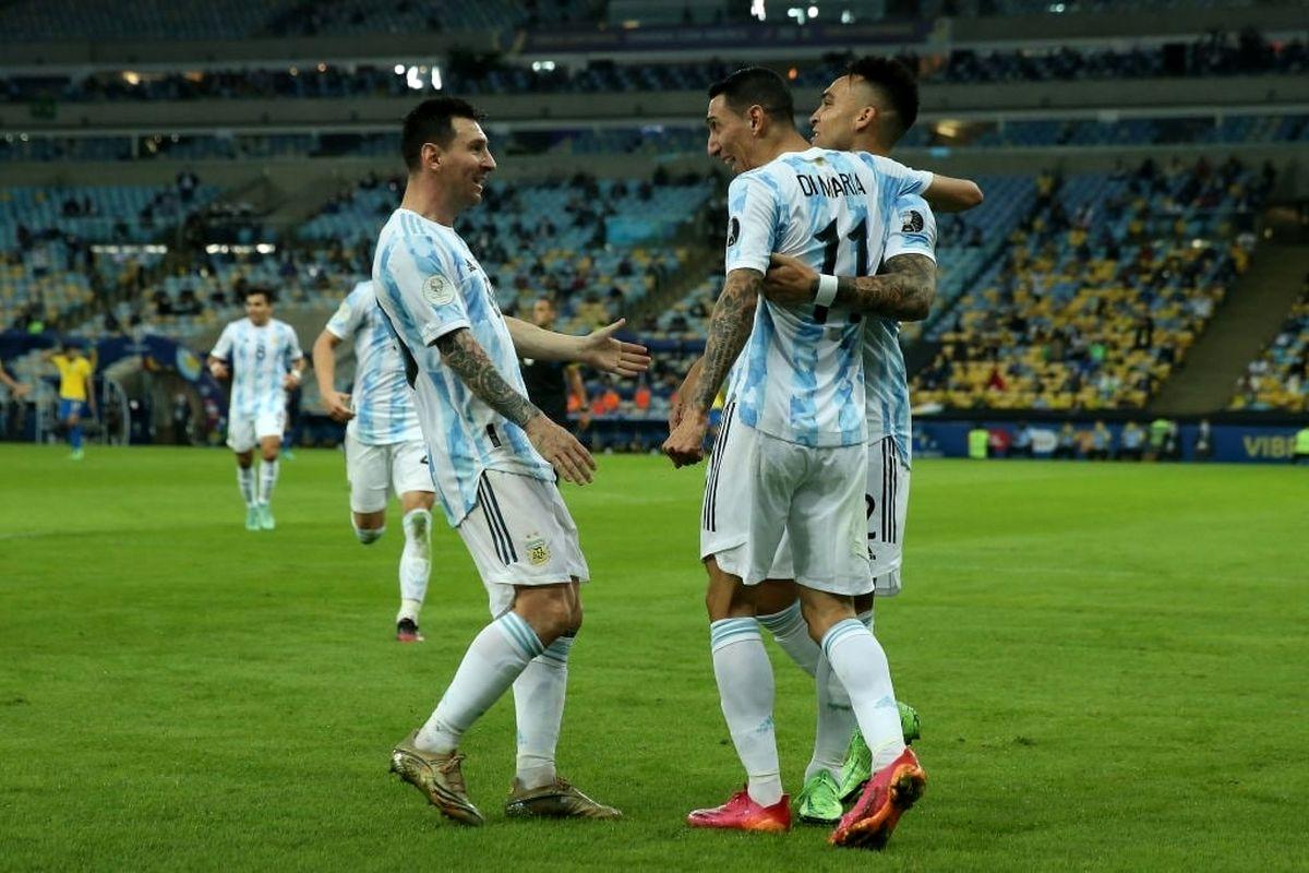 پایان طلسم 28 ساله/ آرژانتین قهرمان کوپا آمریکا شد