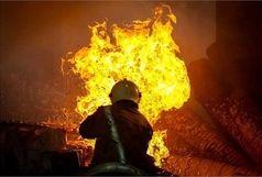 آتش سوزی مجموعه ۱۶۷ شرکت بهره برداری نفت و گاز گچساران مهار شد