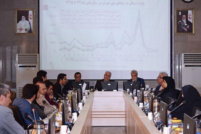 مستاجران تهرانی در معرض حذف از شهر هستند