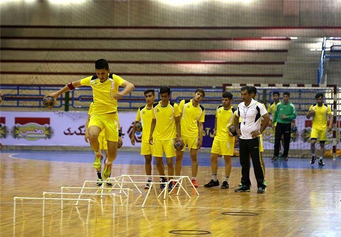 حضور 7 اصفهانی در تیم ملی هندبال