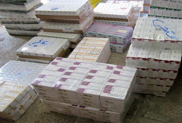 کشف بیش از 73 هزار عدد داروی قاچاق در رشت