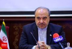 تبریک دکتر سلطانیفر به سردار سلامی