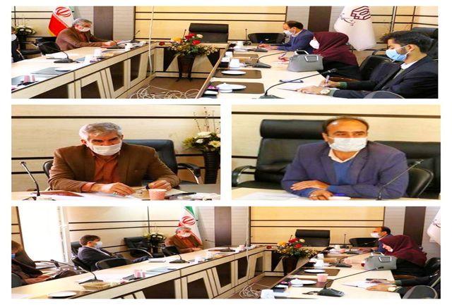 نشست تخصصی دانشگاه ایلام و اداره ورزش جوانان برگزار شد