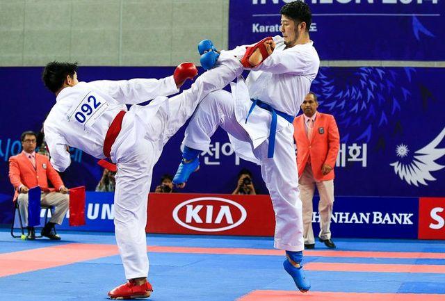 زمان برگزاری مسابقات نمایندگان کاراته کشورمان در رقابتهای جهانی مشخص شد