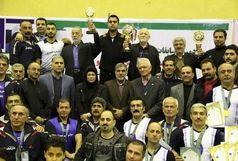 گیلان قهرمان زورخانهای جام پایداری شد
