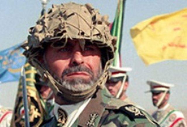 معاون سابق عملیات نیروی زمینی ارتش به لقاء الله پیوست