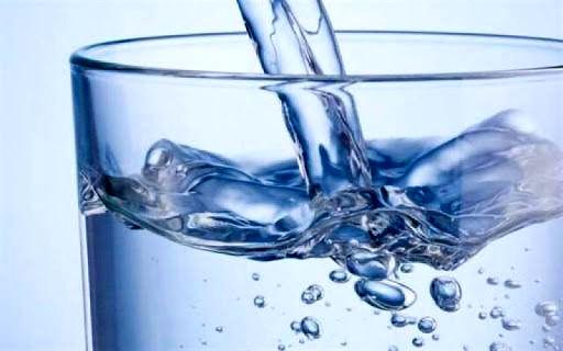 افت نسبی فشار آب در مناطق بالادست