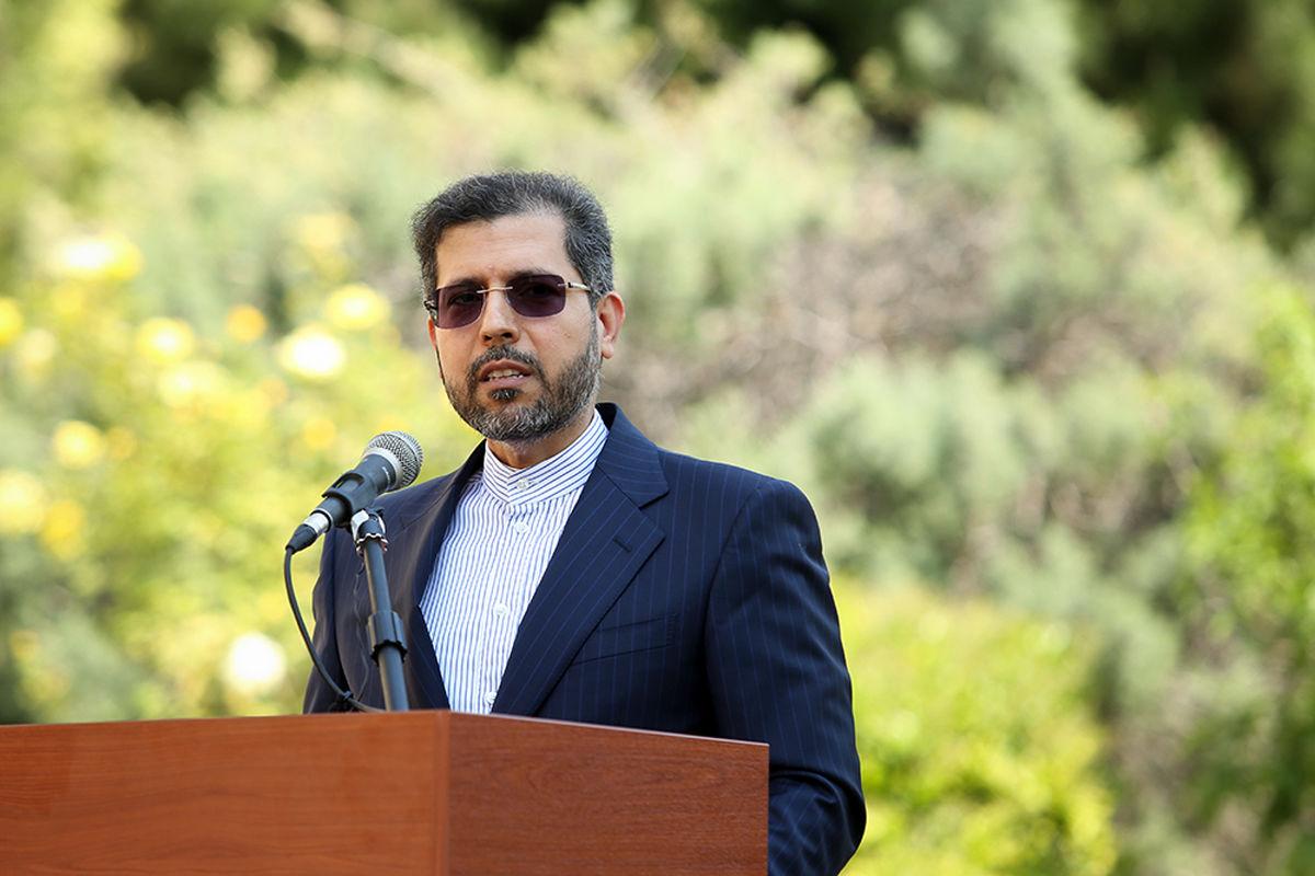 واکنش ایران به اتفاقات اخیر در تونس
