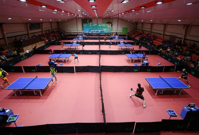 قم میزبان مسابقات تنیس روی میز نونهالان دختر کشور میشود