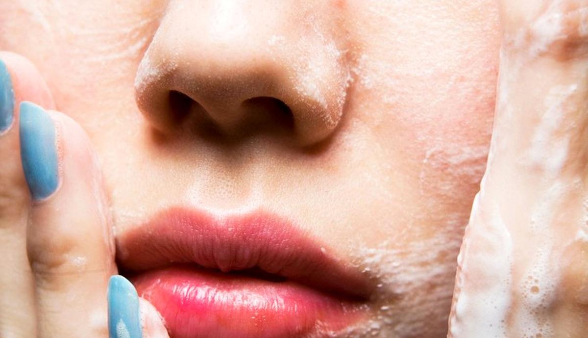 چرا نباید صورت خود را در حمام بشوییم؟