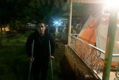 وقتی پیمانکار شهرداری کارگر نوجوان را مجروح شده رها می کند