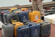 دپوی 30 هزار لیتر گازوئیل قاچاق در