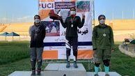قهرمانی دختران دانهیل کار البرز در کشور/ موفقیتهای امسال دوچرخه سواری البرز به 3 رسید