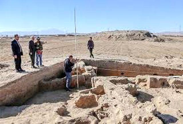 غار قلعه کرد آوج در ردیف قدیمی ترین محوطه های باستانی کشور است