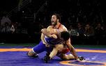 دادمرز  با عبور از سد رقیب ارمنستانی خود صاحب مدال برنز شد