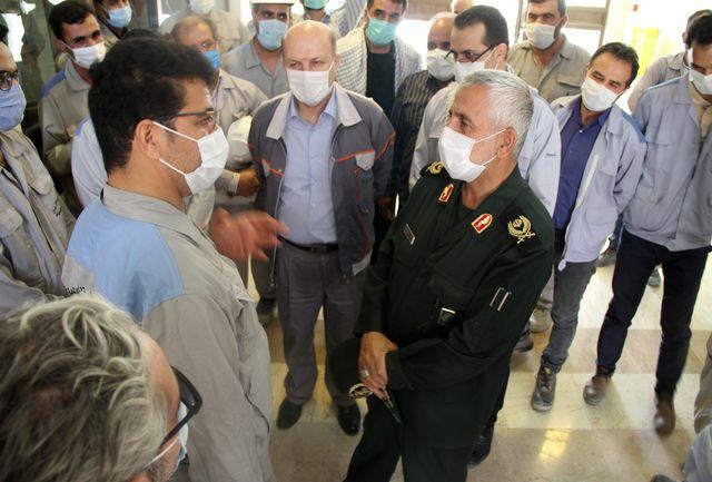 خودکفایی ایران در بخش های مختلف صنعت علت دشمنی برخی کشورها است