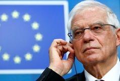 مسئول سیاست خارجی اتحادیه اروپا پاسخ ظریف را داد