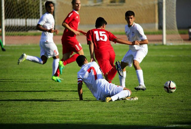 ناکامی فوتبالیست های اتحاد قزوین در راه رسیدن به لیگ برتر