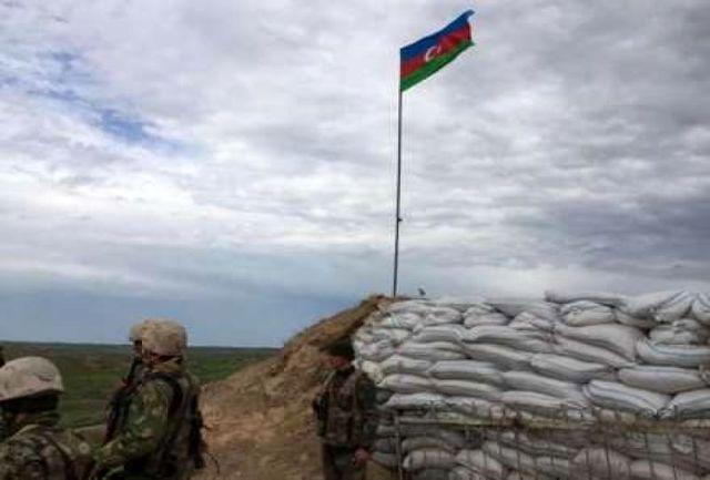علی اف آزادسازی شهرستان جبرایل جمهوری آذربایجان را اعلام کرد