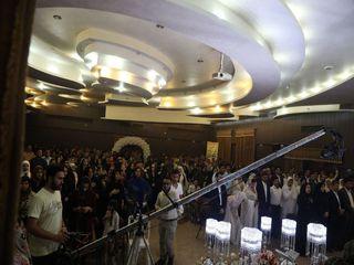 آیین ازدواج 14زوج جوان در اهواز