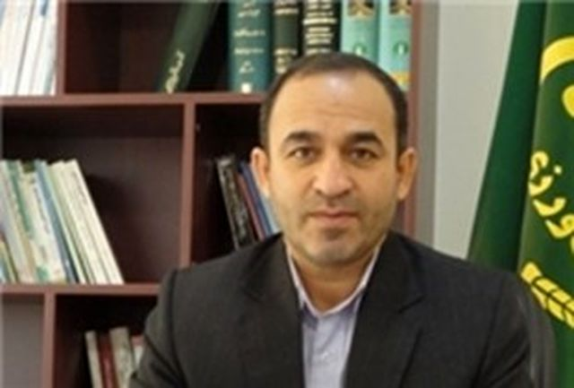 اجرای طرح نظارت بر برداشت کمباین ها در آبیک