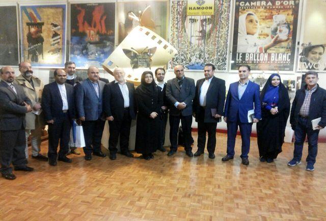 حمایت ویژه کمیسیون فرهنگی و اجتماعی شورای شهر تهران از موزه سینما