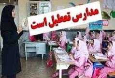 مدارس ابتدایی نوبت صبح زاهدان تعطیل شد