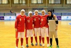دعوت از چهار بانوی دهلرانی به اردوی تیم ملی فوتسال