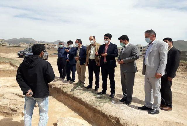 سایت مکریان سقز بیانگر تاریخ غنی کردستان است