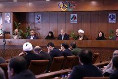 صالحی امیری: باید روح اخلاق در ورزش دمیده شود