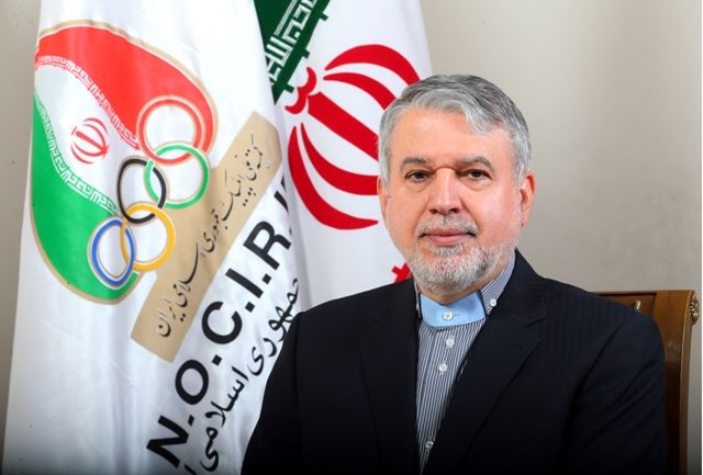 رییس کمیته ملی المپیک عزادار شد