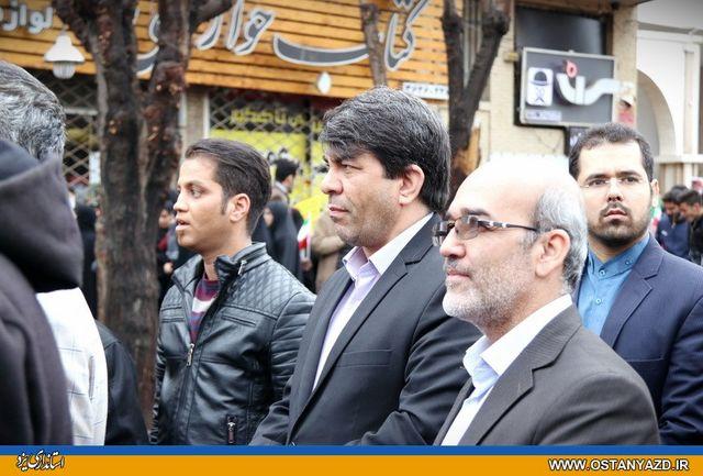 راهپیمایی ۲۲ بهمن نماد حضور و مشارکت مردم در صحنه های مختلف انقلاب است