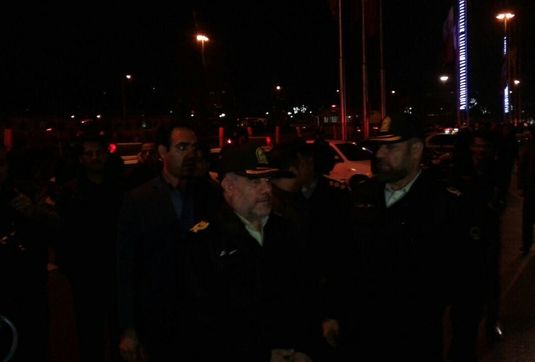 گزارش عملیات ویژه پلیس تهران / عملیات شبانه پلیس هر شب ادامه دارد/ ببینید