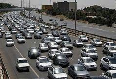 ترافیک سنگین در ورودیهای پایتخت