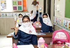 حضور ۷۵ درصدی کلاس اولی ها در مدارس گلستان