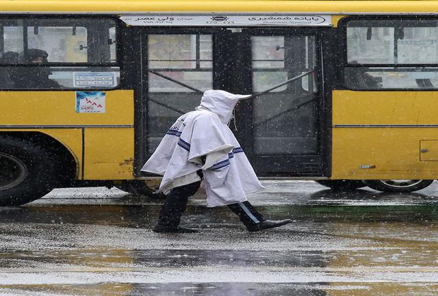 شروع دور جدید بارش های سراسری در کشور