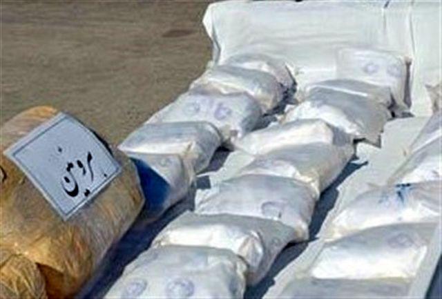 کشف ۱۳۶کیلوگرم هروئین در درگیری مسلحانه پلیس در زاهدان