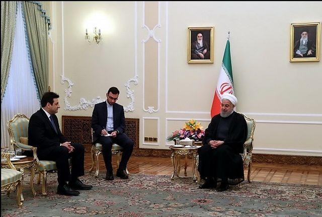 ایران به حمایت از لبنان ادامه میدهد