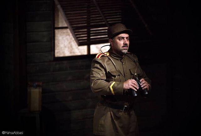 «رگ» به تئاتر شهر بازگشت