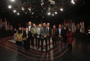 نشست خبری مسابقه تلویزیونی مافیا