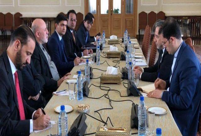 ایران توان خود را برای کمک به مردم و دولت افغانستان به کار می گیرد