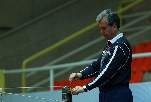 اعلام اسامی داوران و ناظران هفته دوم لیگ دسته یک والیبال