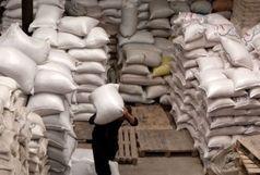 کشف ۲۶ تن آرد قاچاق در بم