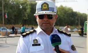 آموزش جایگاه های سوخت سطح شهر ایلام در دستورکار پلیس راهور استان