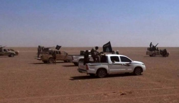 حرکت بیش از ۱۵۰ داعشی با حمایت آمریکا به سمت سنجار